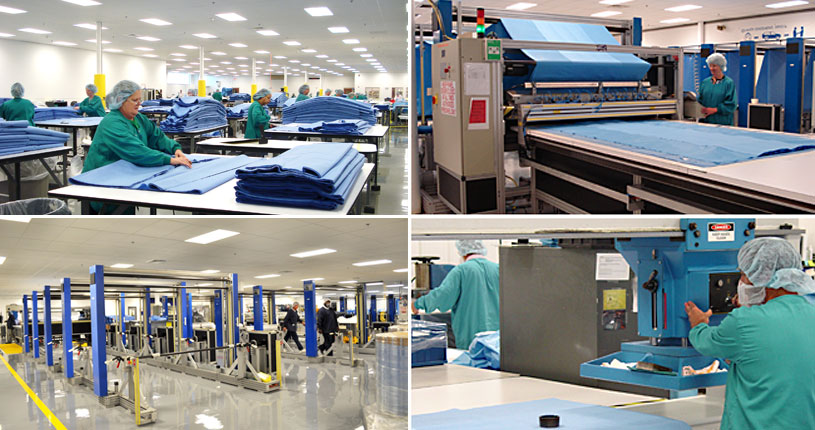HVO delivers top quality medical contract manufacturing and custom medical packaging services.