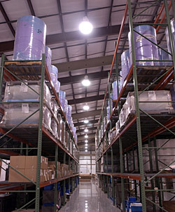 HVO provides Product Warehouse and Distribution services