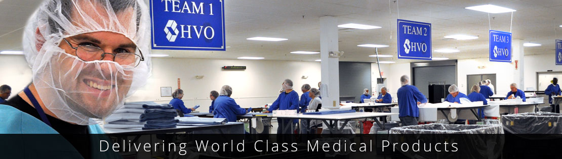 Delivering World Class Medical Products